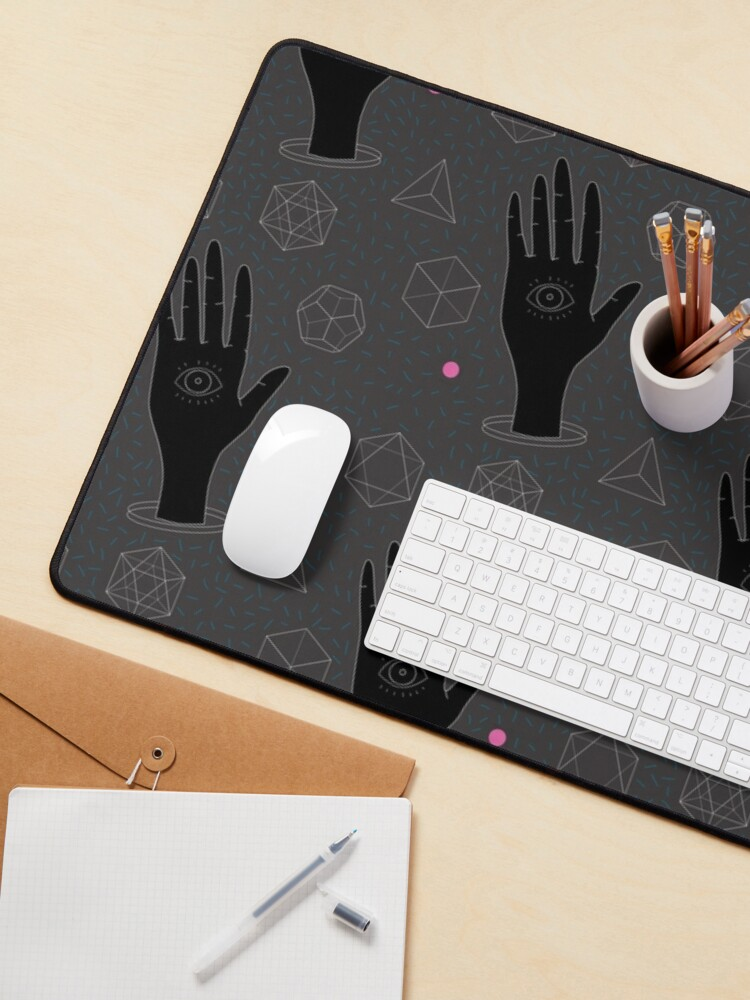 Alternate view of Sacred Geometry Mouse Pad