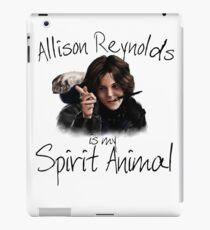 Allison is my Spirit Animal iPad Case/Skin