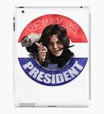 Allison for President  iPad Case/Skin