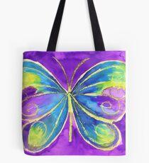 Pretty Wings Tote Bag