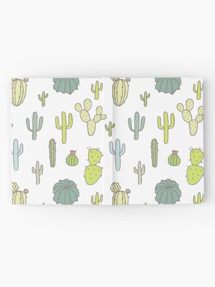 Alternate view of Cacti print Hardcover Journal