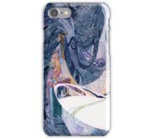 night sky iPhone Case/Skin
