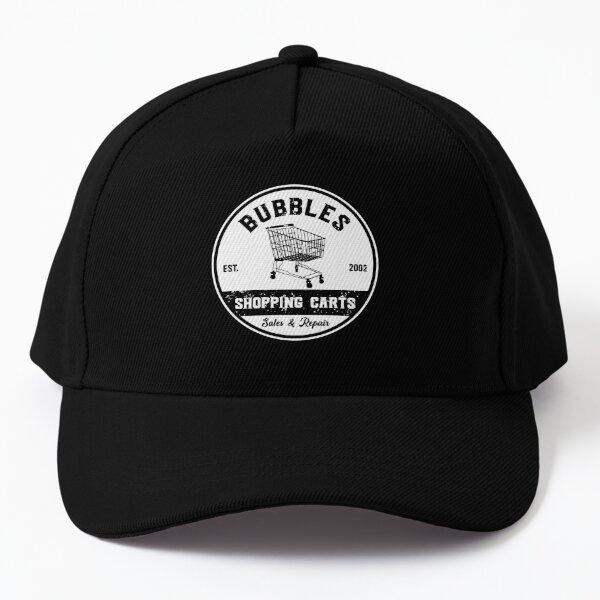 Bubbles Shopping Carts Sales And Repair Baseball Cap