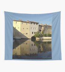 Port Grimaud Wall Tapestry