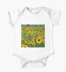 Susans in the Wind One Piece - Short Sleeve