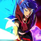 MELEE | Marth - Red by moxie2d