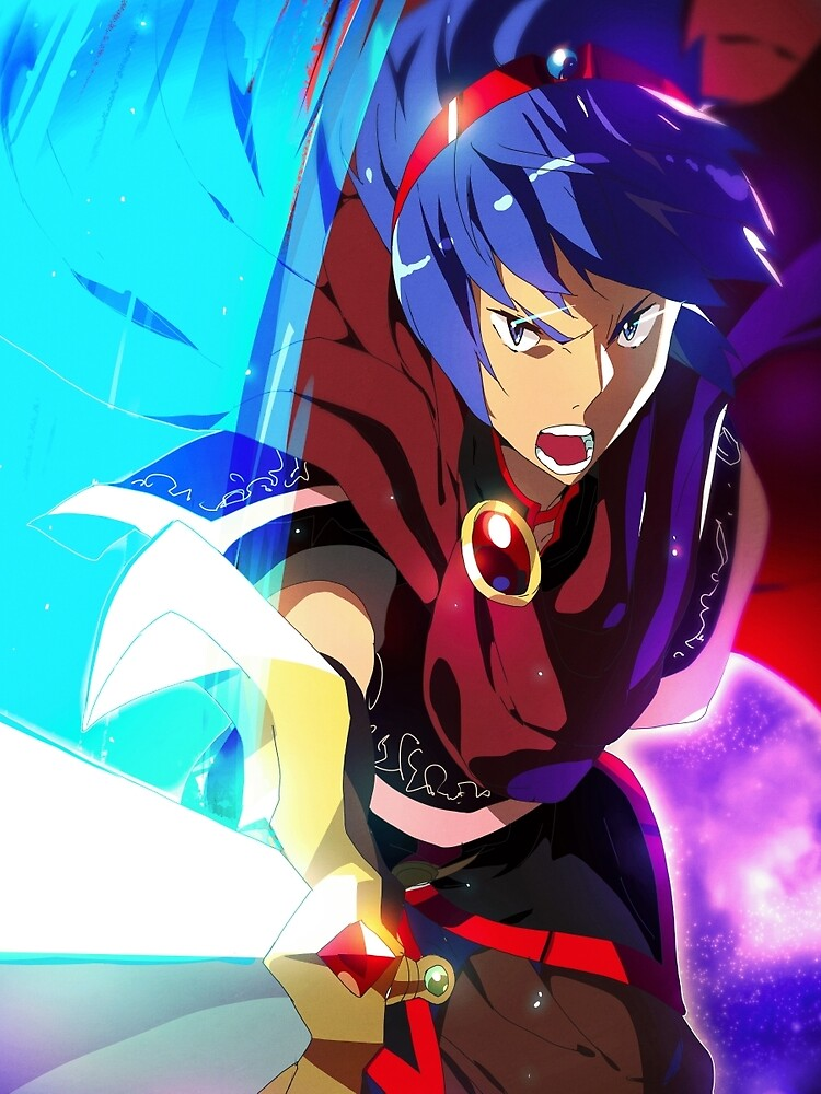 MELEE   Marth - Red by moxie2d