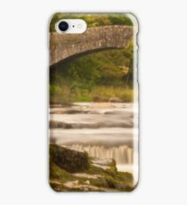 River Ribble at Stainforth iPhone Case/Skin