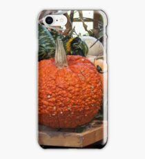 Lumpy Pumpkin iPhone Case/Skin