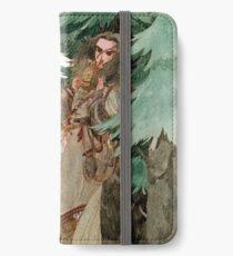 strider iPhone Wallet/Case/Skin
