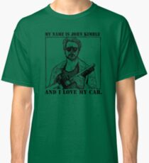 John Kimble - Kindergarten Cop Classic T-Shirt