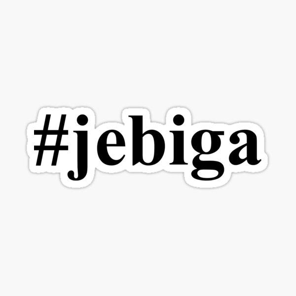 #jebiga It's just one of those days :) Sticker