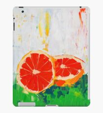 Like Shoving a Grapefruit in Your Face iPad Case/Skin