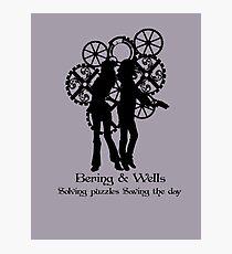 Bering & Wells  Photographic Print