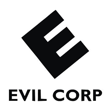 EVIL CORP Gifts and Merchandise by prilvers90