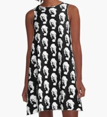 Monroe Coming Alive A-Line Dress