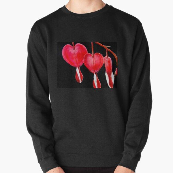 Bleeding Hearts Pullover Sweatshirt