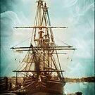 Spirits of a Ship by John Rivera