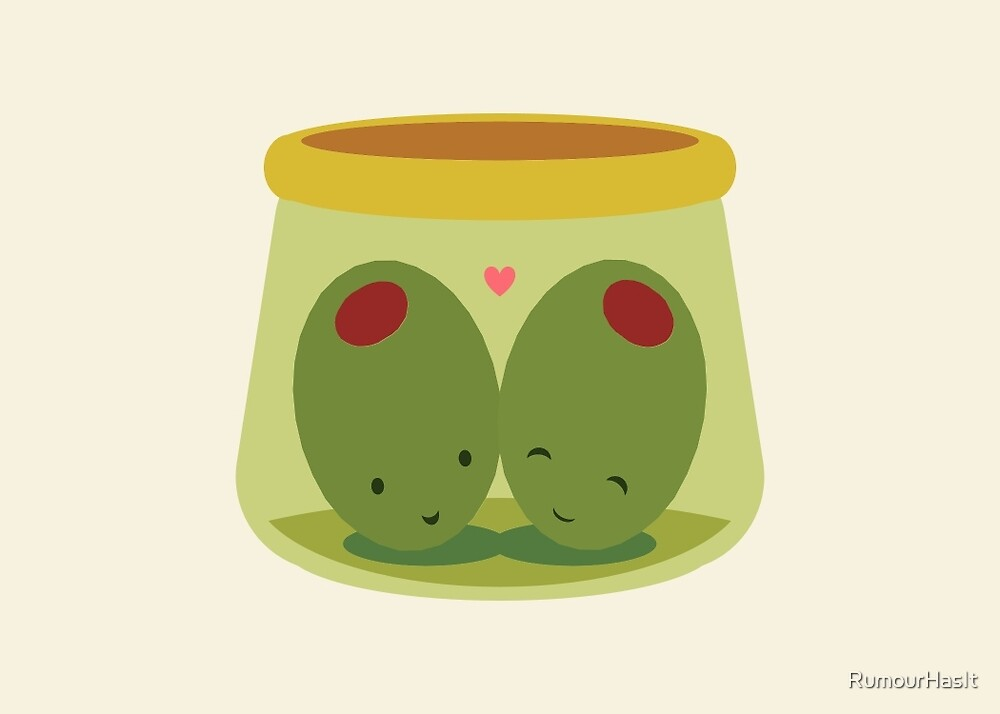 Olives in Love by RumourHasIt