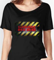 Garage Hero Women's Relaxed Fit T-Shirt