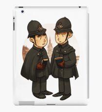 Victorian cops iPad Case/Skin