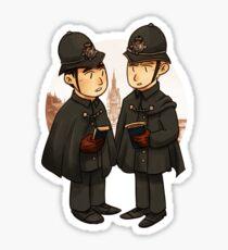 Victorian cops Sticker