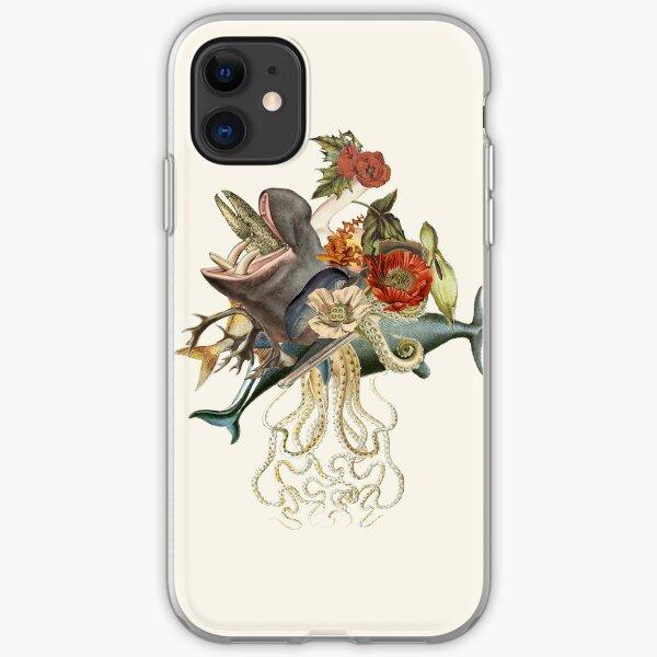 Blood Dolphin Crescendo iPhone Soft Case