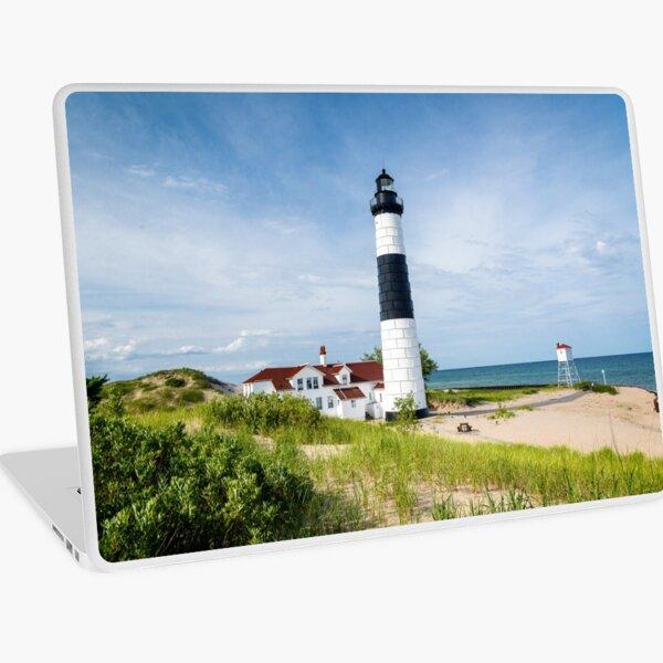 Big Sable Point Lighthouse Laptop Skin