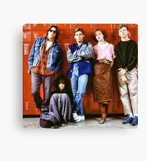 Breakfast Club Canvas Print