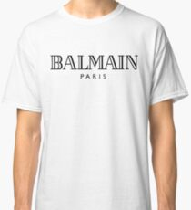 Balmain white Classic T-Shirt