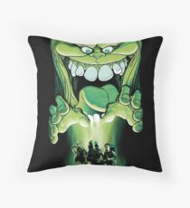 Who You Gonna Call? Throw Pillow