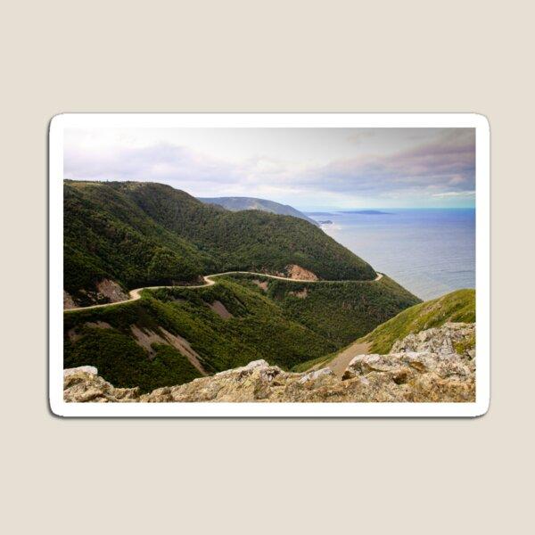 Cabot Trail, Cape Breton Island Magnet