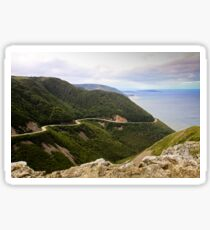 Cabot Trail, Cape Breton Island Sticker