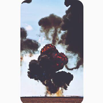 Explosion by mkcvte