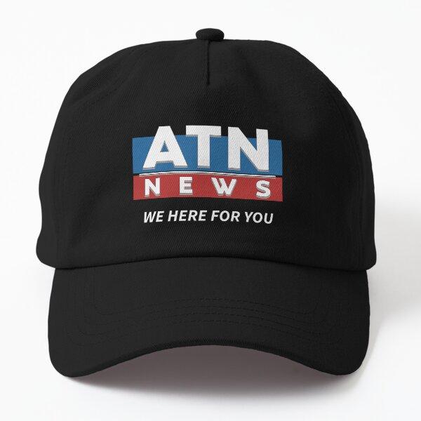 "ATN News ""succession""  Dad Hat"