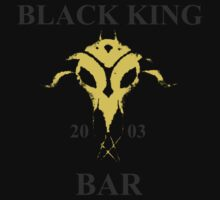 Black King Bar | Unisex T-Shirt