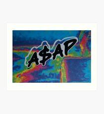 A$AP  Kunstdruck