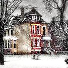 Winter in the City by Nadya Johnson