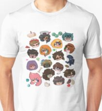 MCYT - Chibis Unisex T-Shirt