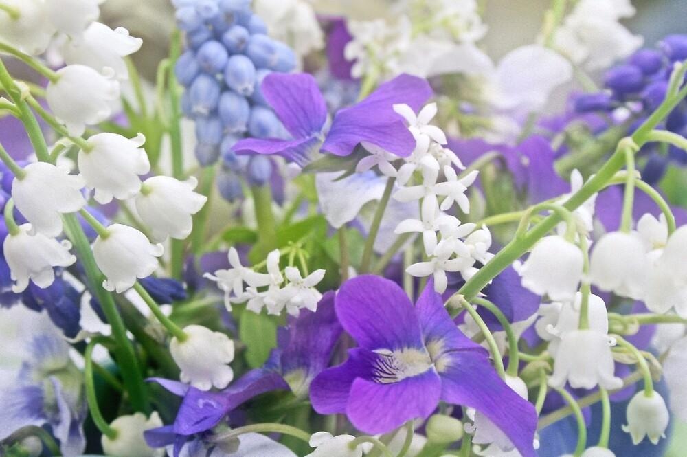 Spring Mélange by Nadya Johnson