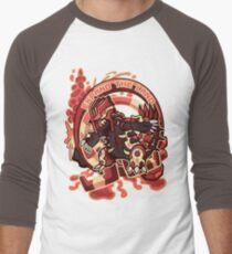 Expand The Land Men's Baseball ¾ T-Shirt