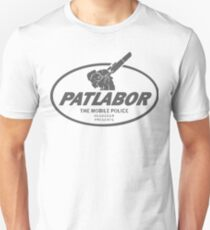 Patlabor (Grey) T-Shirt