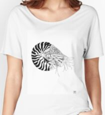 nautilus Women's Relaxed Fit T-Shirt