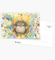 Hootie the Angry Owl Postcards