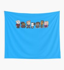 Community Tee Wall Tapestry