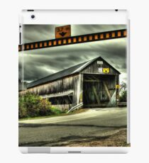 Rusagonis Covered Bridge iPad Case/Skin