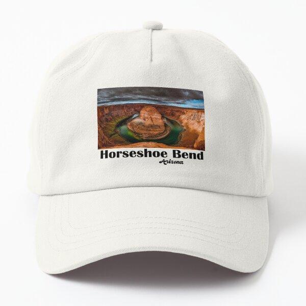 Historic Horseshoe Bend Page Arizona Dad Hat