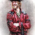 Pirate Navagator by Samuel Vega