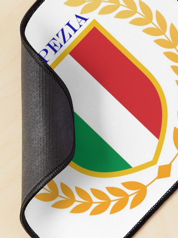 Alternate view of La Spezia Italy Mouse Pad