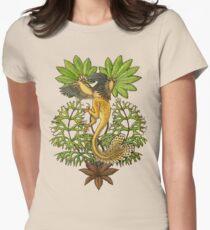 Utahraptor Womens Fitted T-Shirt